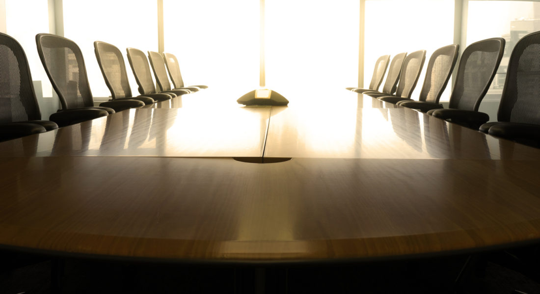 Top 5 tips for putting procurement at the top table