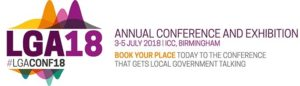 See Bloom at the Local Government Association Conference 3-5 July