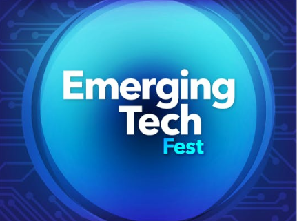 Meet Atebion at the Emerging Tech Fest 13 December 2018