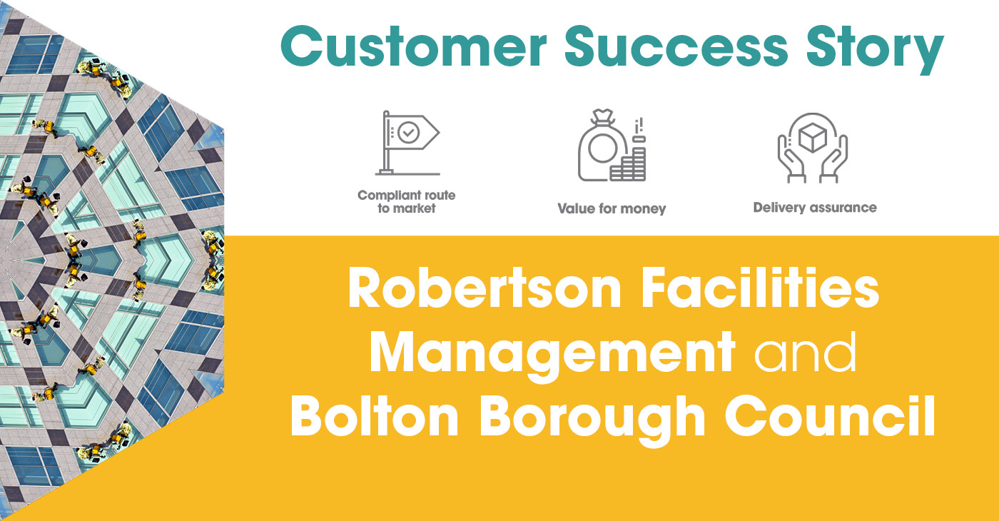 Robertson Facilities Management & Bolton Borough Council