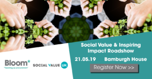 Social Value & Inspiring Impact Roadshow