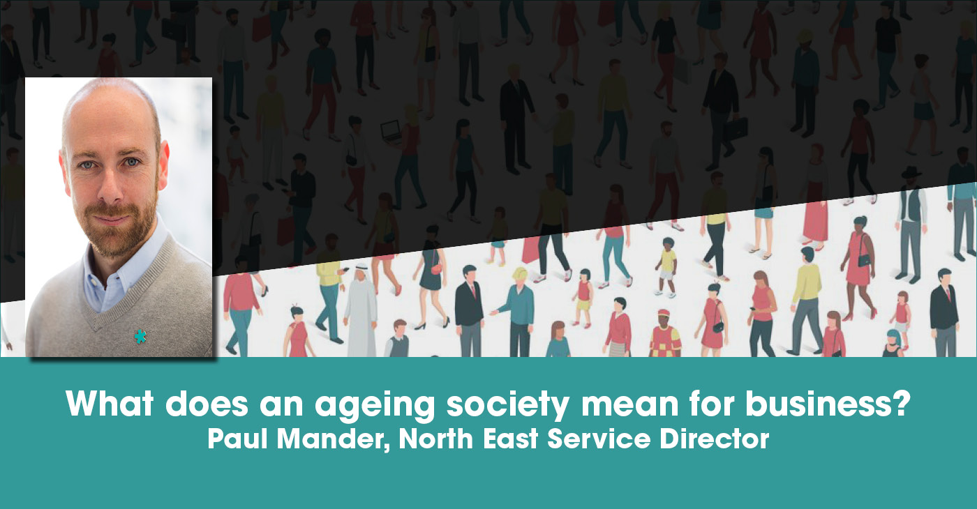 What does an ageing society mean for business?