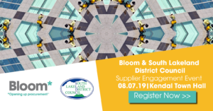 Bloom & South Lakeland District Council