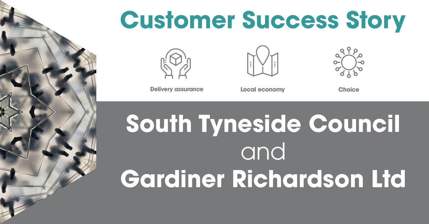 South Tyneside Council & Gardiner Richardson Ltd