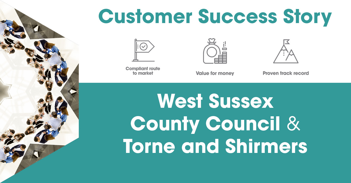 West Sussex County Council & Torne and Shirmers