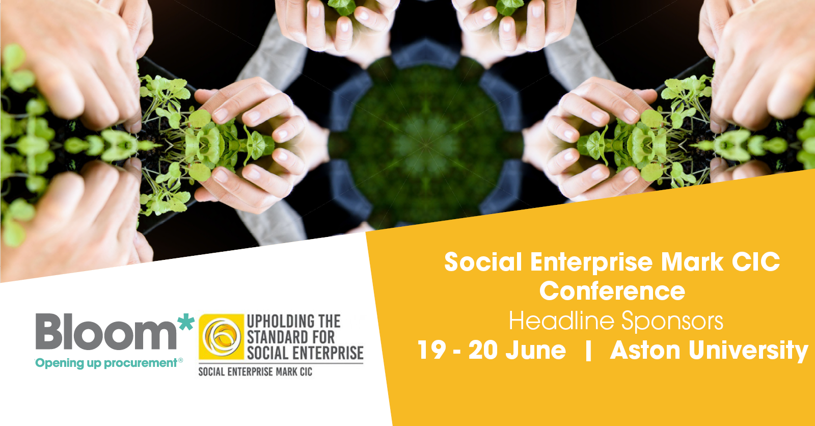 Social Enterprise Mark CIC Conference 2019