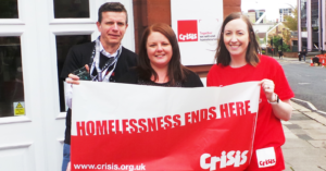 Bloom announce Crisis Skylight as primary charity to support for 2019