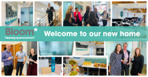 Bloom relocate to new head office in Gateshead