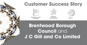 Brentwood Borough Council & J C Gill and Co Limited