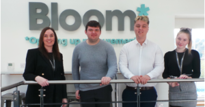 New apprenticeship programme demonstrates commitment to driving social value throughout Bloom