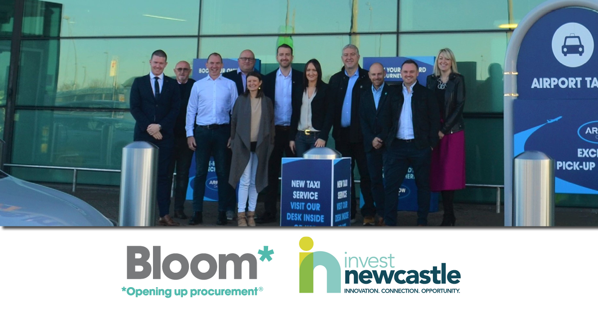 Newcastle delegation showcase our smart city to the world