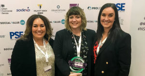 Bloom and NEPO win National Social Value Award 2020