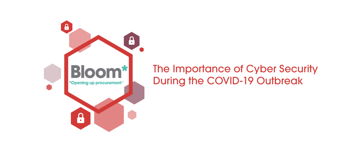 The Importance of Cyber Security During the COVID-19 Outbreak
