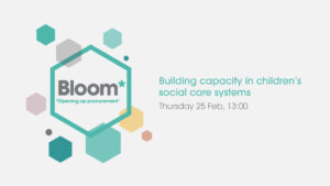 Building capacity in children's social care systems