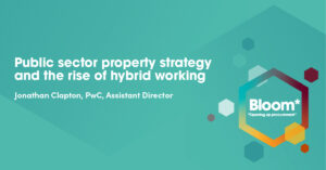 Public sector property strategy and the rise of hybrid working