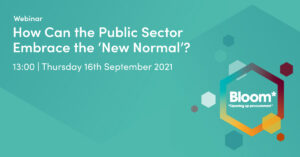 How can the public sector embrace the 'new normal'?