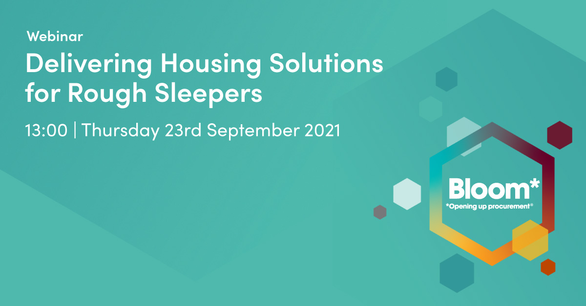 Delivering Housing Solutions For Rough Sleepers